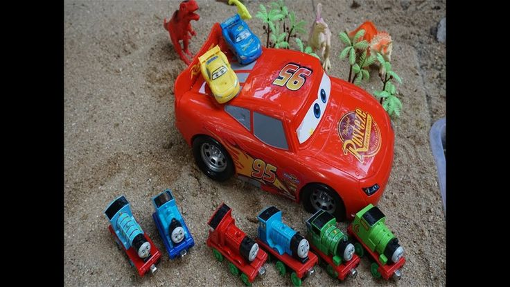 Lightning Mcqueen Car Transform For  Thomas and Friend Train Slide On Wa...  Lightning Mcqueen Car Transform For  Thomas Train Slide On Water Video For Kids Toys Surprising Fun  Disney Cars 3 Lightning McQueen Cars 3 colors Vs Thomas and Friend Making Fun When They sliding on water color . Let's play with Cars Lightning Mcqueen, Thomas and Friends  Today is a very interesting toy video. It is Tomica of the Thomas the Tank Engine, Disney Cars Lighting McQueen Toy, Patrol Makeover is a big…