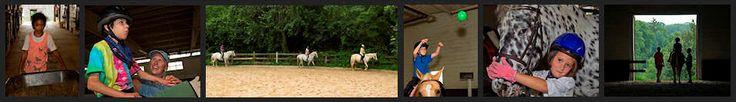Thorncroft Equestrian Center (therapeutic horseback riding)
