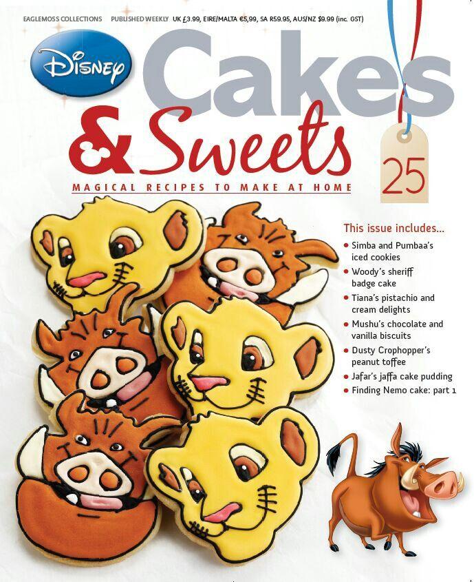 Disney, DreamWorks & Pixar Cakes