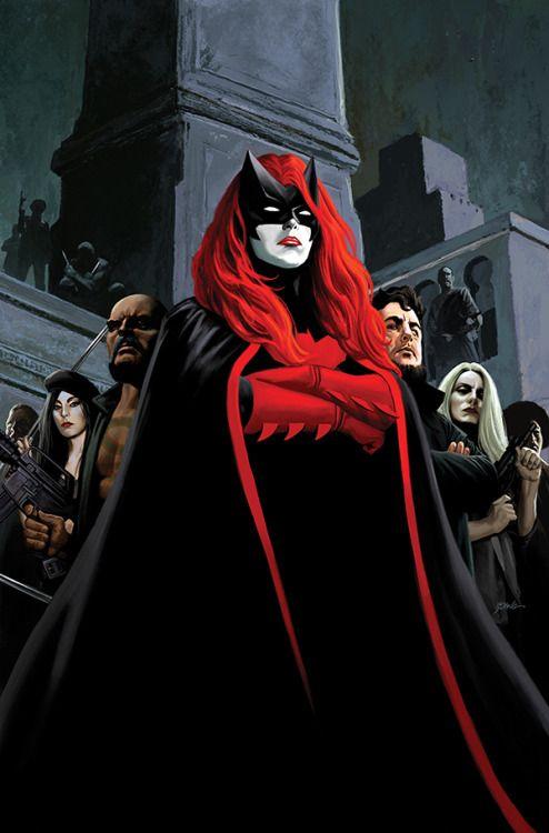 Batwoman #3 Steve Epting