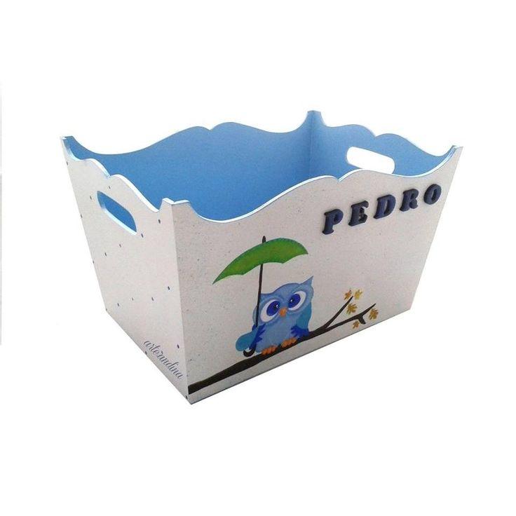 cajas de madera pintadas a mano para bebes - Buscar con Google