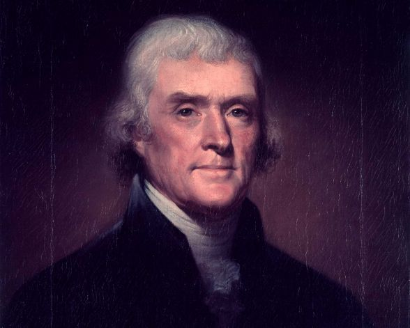 Life In Libtardia: NAACP scrubs Thomas Jefferson for Slavery Links