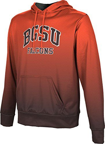 Mens Bowling Green State University Community College Zoom Pullover Hoodie * You can find more details by visiting the image link.