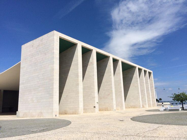 Pavilhão de Portugal, Lisbon #Architecture