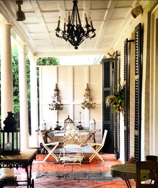 Piazza Perfection on Church Street in Charleston