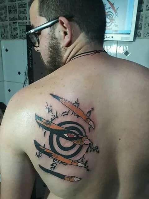 e454ea24963ad that tattoo is so cool!!!   Naruto   Naruto tattoo, Anime tattoos ...