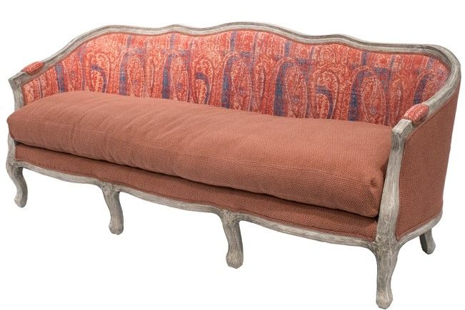 mauve and blue paisley sofa, lounge furniture, www.partypleasers.com, partypleasersblog.wordpress.com