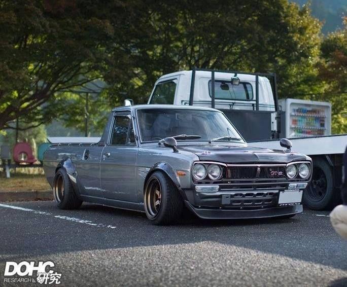 Nissan Sunny 1200 GT-R