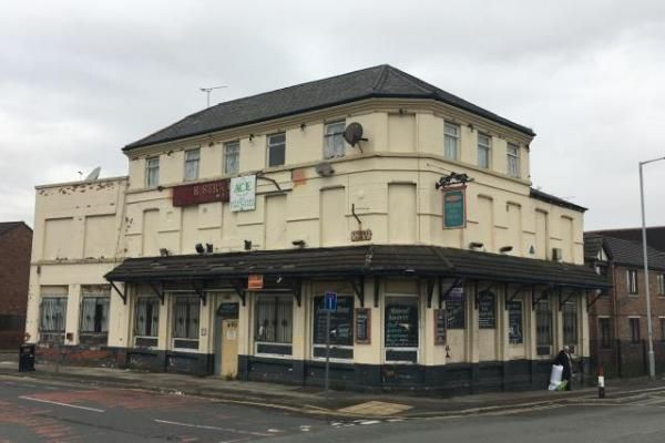 The Strand Tavern,  Strand Rd, Bootle,