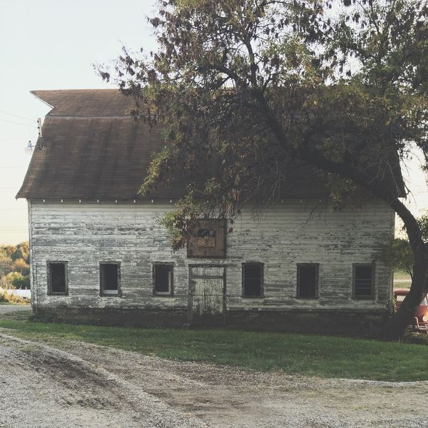 Old barn   Junkstock Omaha