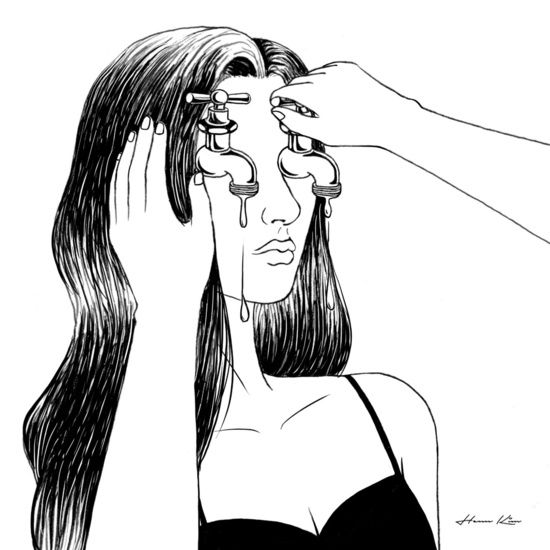 Big girs don't cry by Henn Kim