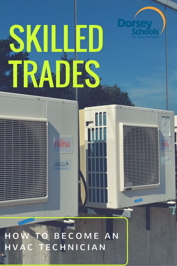 Have you ever wondered, 'How to a HVAC Technician