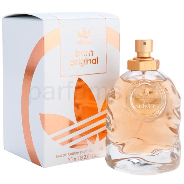 Adidas Originals Born Original, parfemovaná voda pro ženy 75 ml   parfums.cz