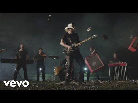 Brad Paisley - Today -  Beautiful song!  Makes me remember how blessed I truly am!