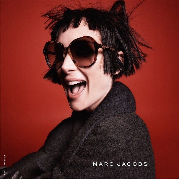 Winona Ryder is the latest celebrity to join Marc Jacobs 2015-16AW Campaign   Fashionsnap.com