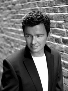 Rick Astley by Rick Astley Official, via Flickr See, some men just get better with age. sigh. Why is it all the good ones are on the other side of the 'Pond'?