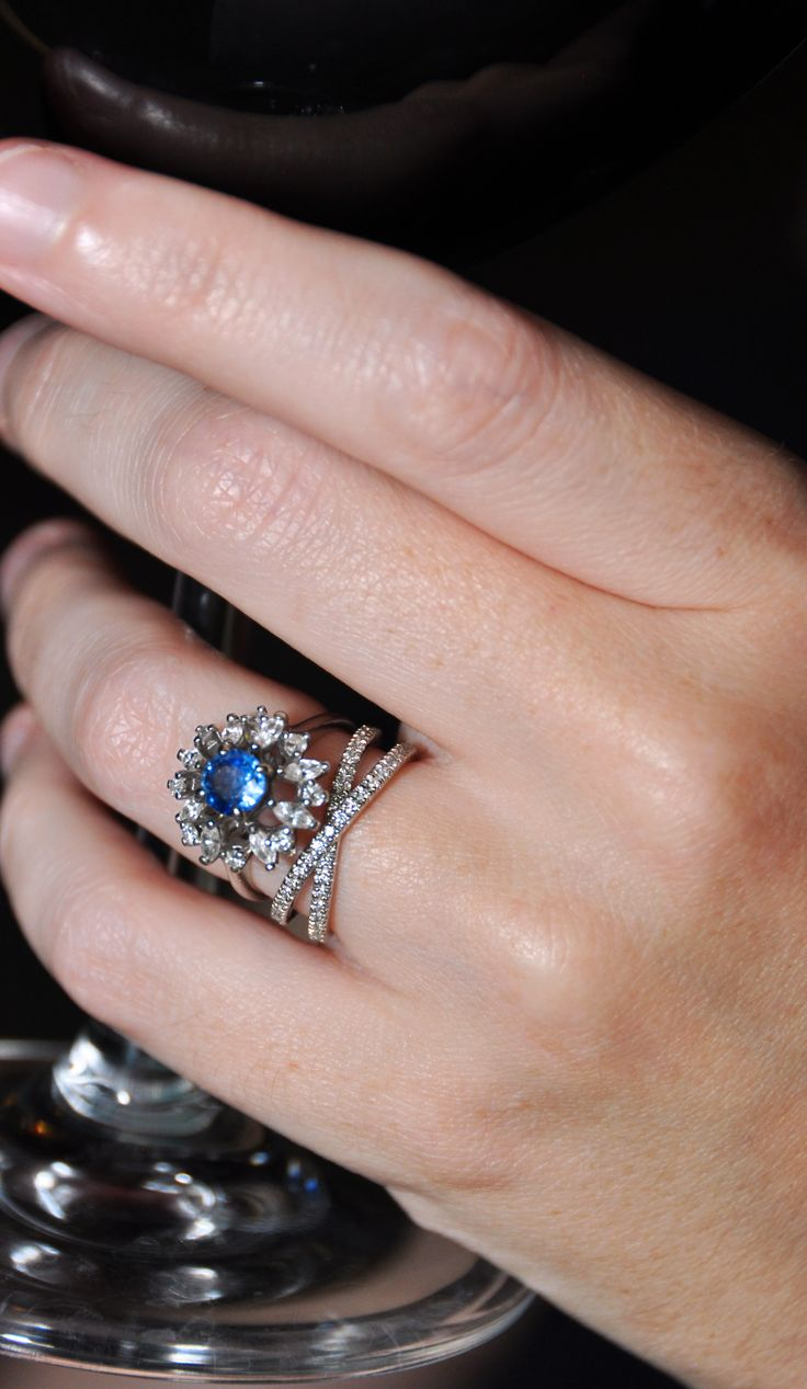 9 best abheri images on Pinterest | Bridal jewelry, Rings and ...