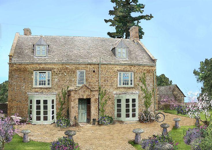 Soho Farmhouse Oxfordshire Evler