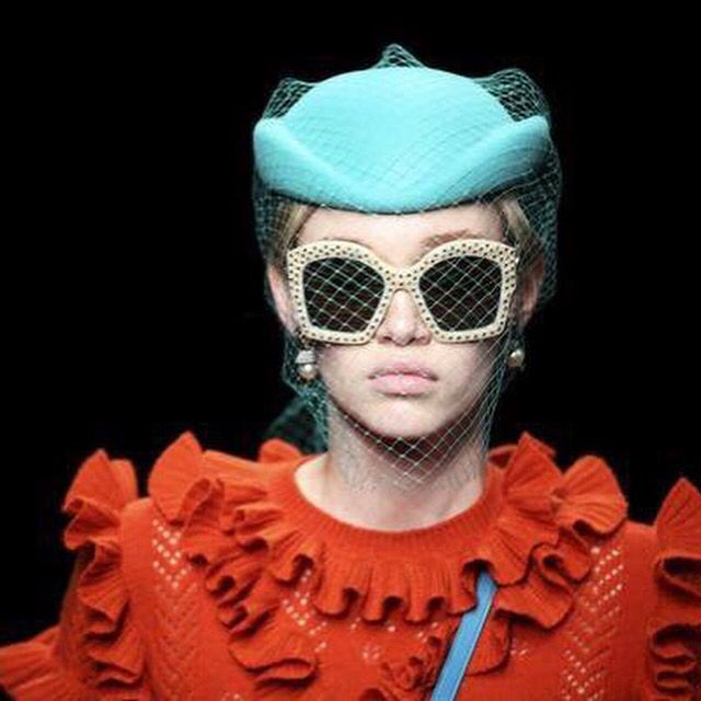 Top #InternationalBuyers promote #MilanFashionShows.  #Gucci is the most beloved...
