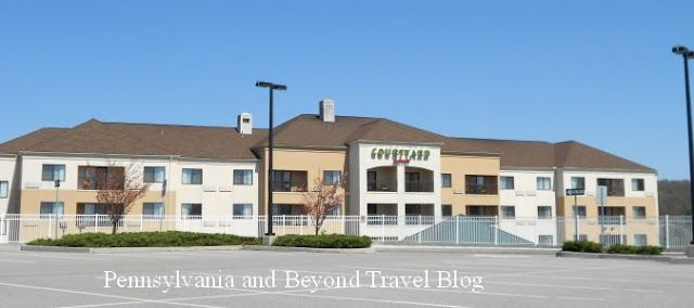 Courtyard Marriott Hotel in Altoona Pennsylvania is a great choice for lodging when visiting the Altoona area. Come read our review on our travel blog to learn more about it.