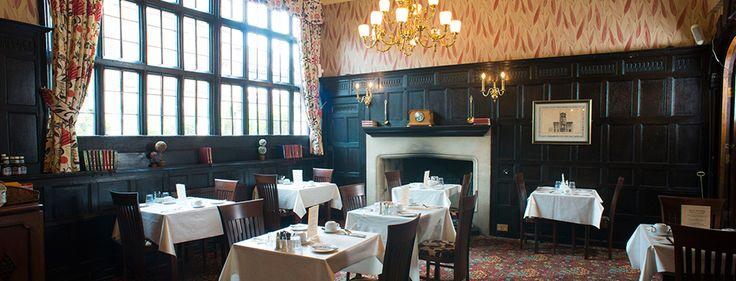 Restaurant at the Tudor House Hotel