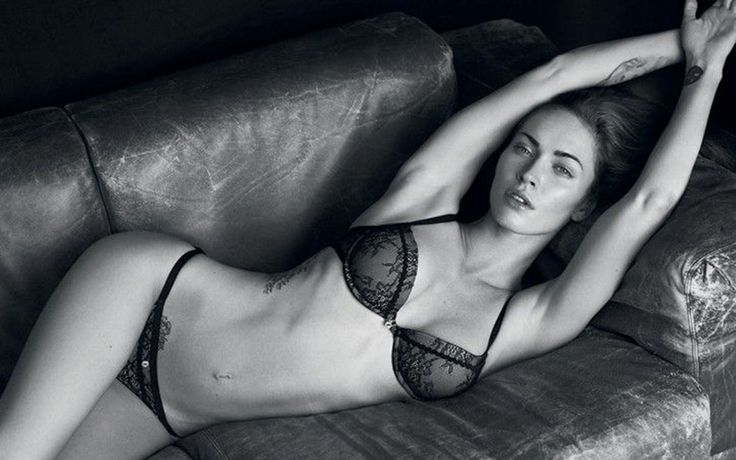 Megan Fox drinks vinegar shots to keep shape. Weird but it evidently works