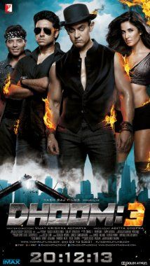 Dhoom: 3 (2013) I could watch this forever and still never get tired of it. The work that went into making this movie is incredible, the songs and everything. GAH