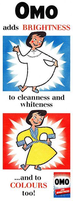 Omo Washing Powder advertisement. | Flickr - Photo Sharing!
