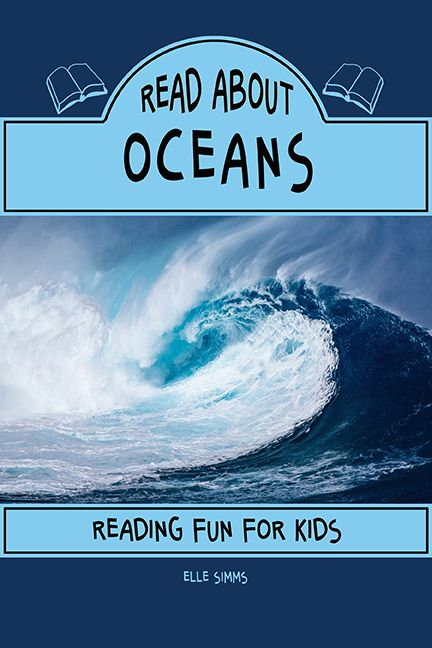 Do you know how deep the ocean is? Read About Oceans contains many interesting and educational ocean facts for kids. Read About Books are informative children's books designed to inspire your young reader to learn about their favourite subjects while practicing their reading skills. Read About Oceans is a suitable for grades 1-3. KINDLE e-book available.  GET YOUR COPY NOW! Click the picture!