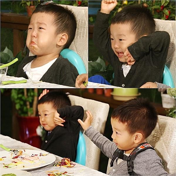 The Return of Superman seoeun and seojun baby