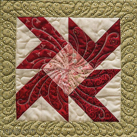 Excerpted fromThe Anniversary Sampler Quilt: 40 Traditional Blocks, 7 Keepsake Settings byDonna Lynn Thomas. Forty Years of Love, designed, pieced, and appliquéd byDonna Lynn Thomas, machine quilted by Denise Mariano,92˝ × 92˝. Clay's Choice Foreword 40 years ago I fell in love—twice. I met the love of my life and made my first quilt (for him). What wonderful years both of those passions have brought. Gentle Breeze Certain life events are ...