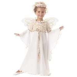 Your little one is an angel, so why not dress them as an adorable angel this Halloween. Angel costumes for kids come in a wide variety of sizes,...
