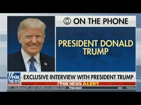 Sean Hannity 3/27/2019 - President Trump full interview