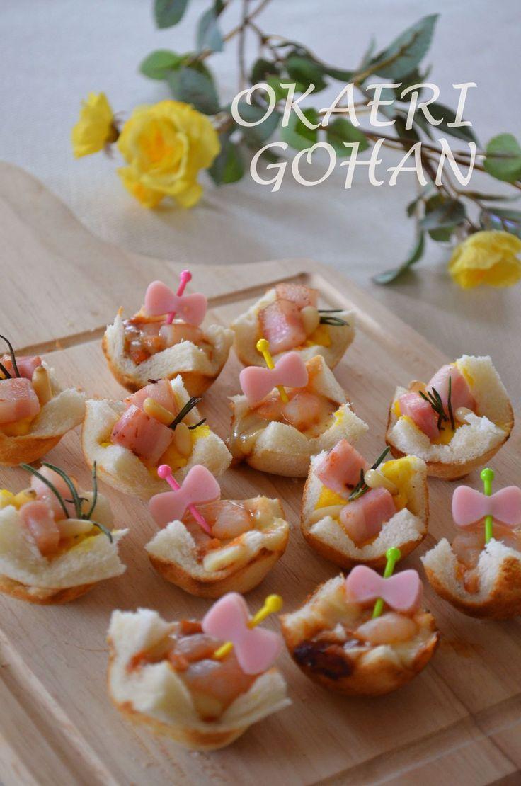たこ焼き器でミニパンカップグラタン by 松尾絢子(ちきむん) | レシピサイト「Nadia | ナディア」プロの料理を無料で検索