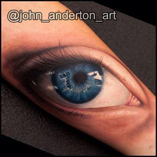 John Anderton | Nemesis Tattoo Studio