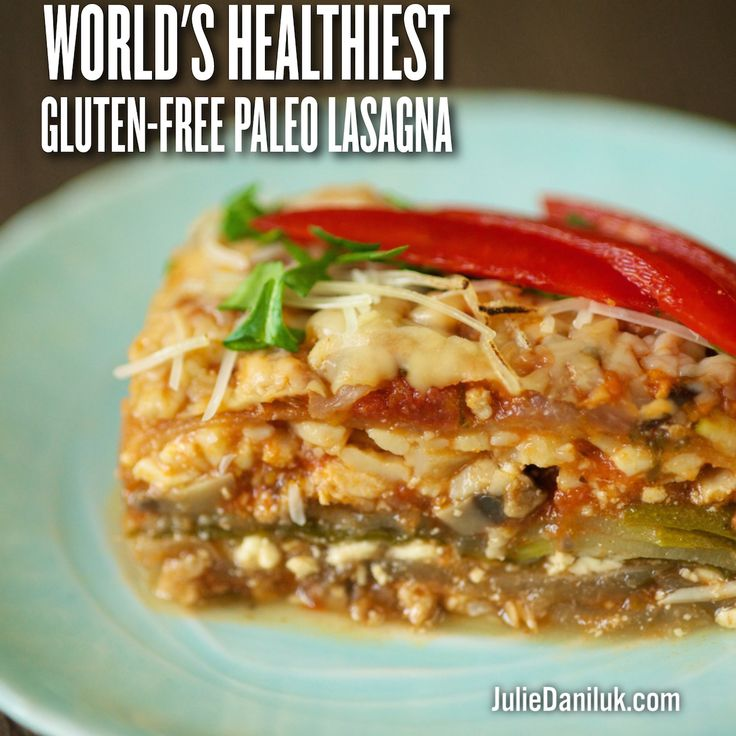My husband, Alan, went to Italy with an exchange program when he was in high school. While he was there, his surrogate Italian mother taught him how to make the best lasagna you can imagine. I re-created that famous recipe in my book Slimming Meals That Heal, keeping the flavour but cutting the carbs and high-fat cheese. I use zucchini in place of wheat pasta and the result is not only delicious, it's healthy! The presence of anti-inflammatory carotenoids like lutein, zeaxanthin and…