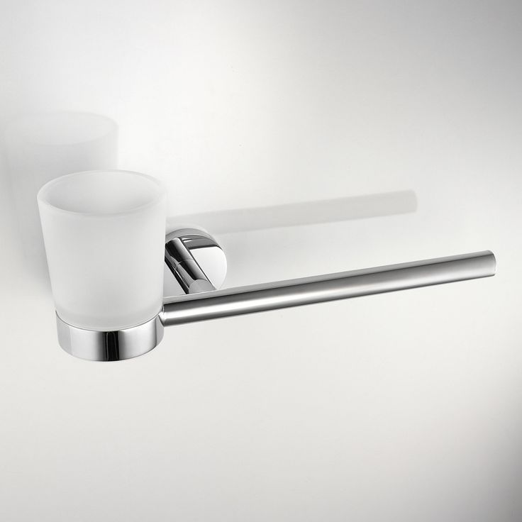 WS Bath Collections Napie 53013-53020 Towel Bar and Holder with Tumbler - NAPIE 53013.29+53020