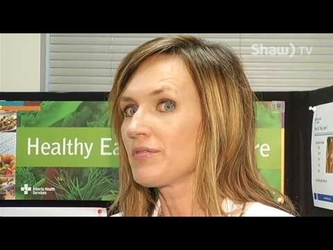 Alberta Health Services Health Matters: Feeding Tiny Tummies