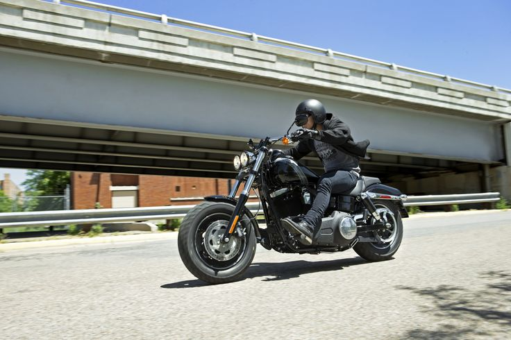 Take a look. Are you starting to feel any stirrings yet? | 2015 Harley-Davidson Fat Bob