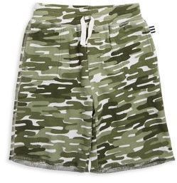 Splendid Little Boys Camouflage Shorts