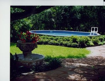 15' x 25' Pool - traditional - pool - other metro - The Above Ground Pool  Spa Company
