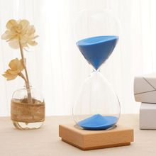The timer time 30/60 minutes an hour to send birthday gifts and base glass ornaments(China (Mainland))