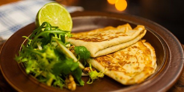 Duck Crepes