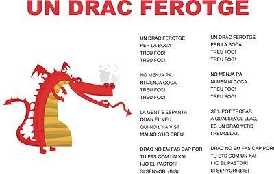 SUC DE LLETRES: DRAC FEROTGE