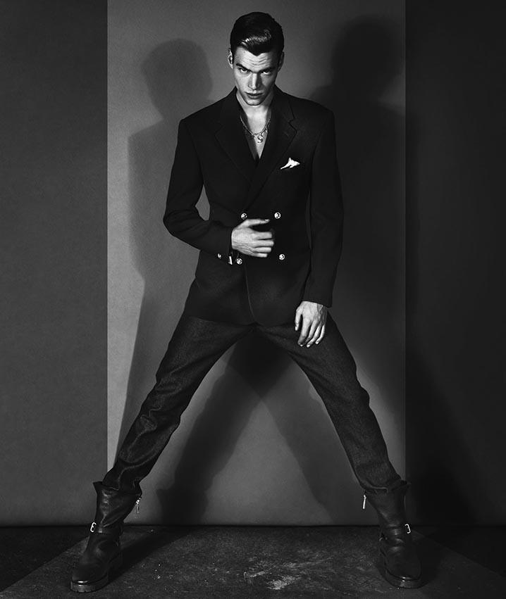 Versace - Versace Men F/W 12