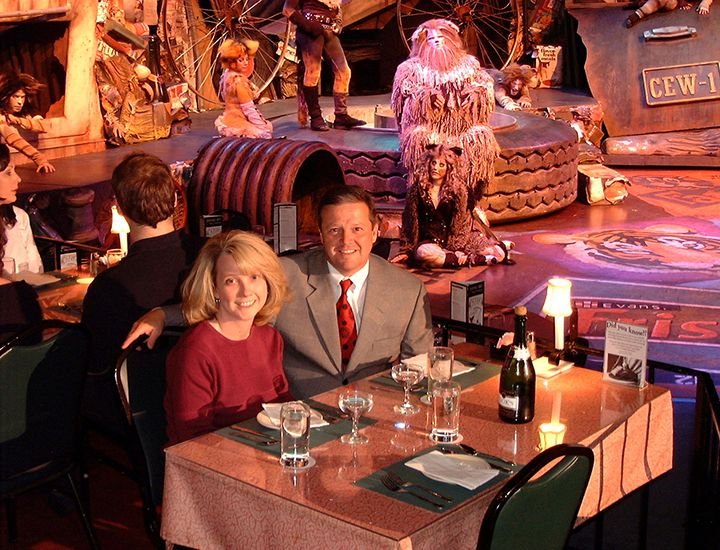 La Comedia Dinner Theatre   Springboro, Ohio