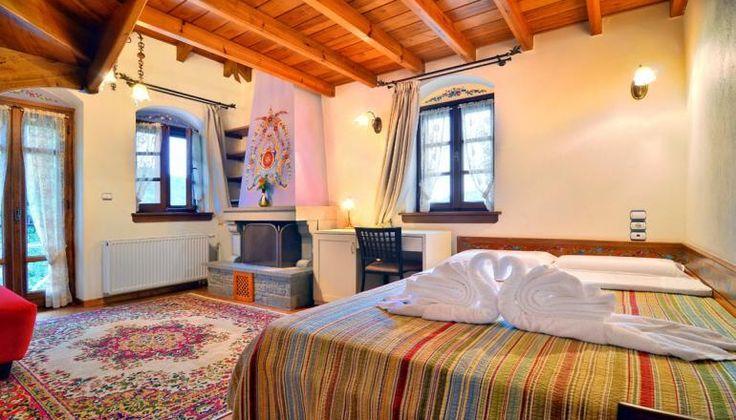 Melina Hotel στους Κήπους Ζαγορίου, στα Ζαγοροχώρια μόνο με 159€!