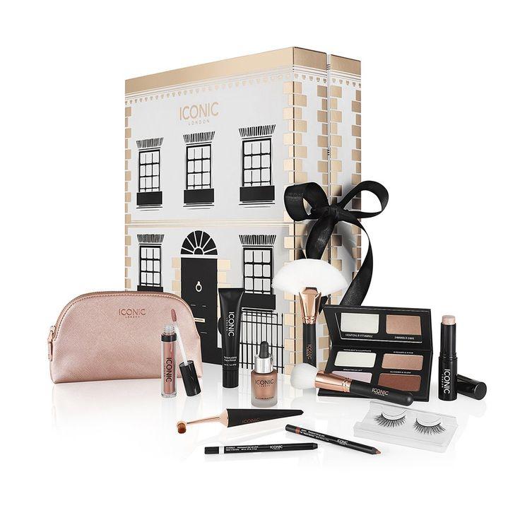 Girl About Town Beauty Calendar gift set