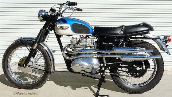 1967 Triumph Tiger