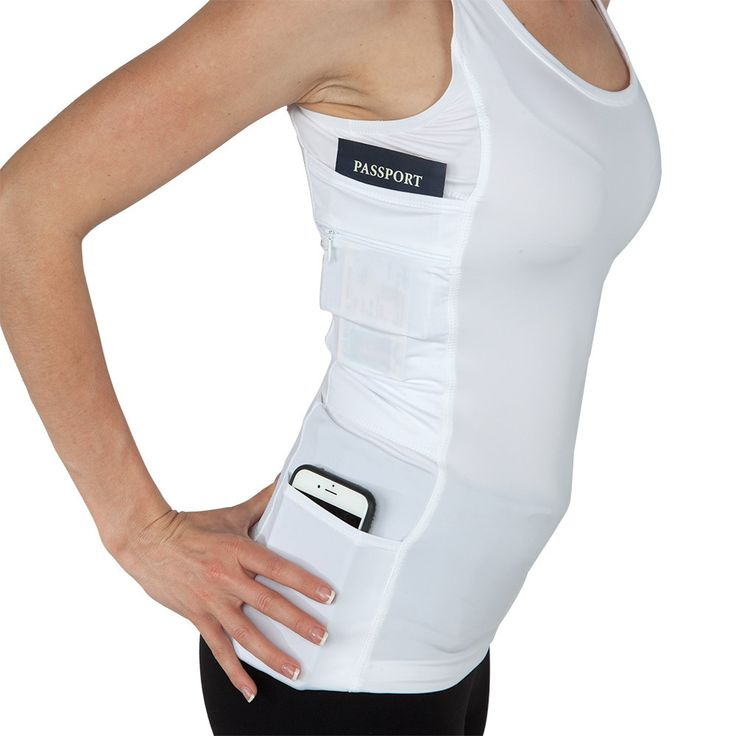 Women's Executive Concealed Carry Tank Top